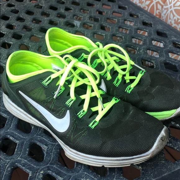 Nike Shoes | Nike Womens Neon Green